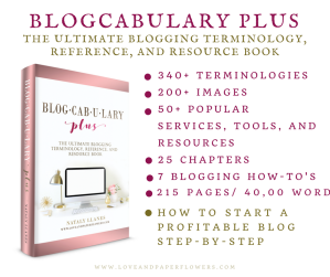 Blogcabulary Plus Book Ad